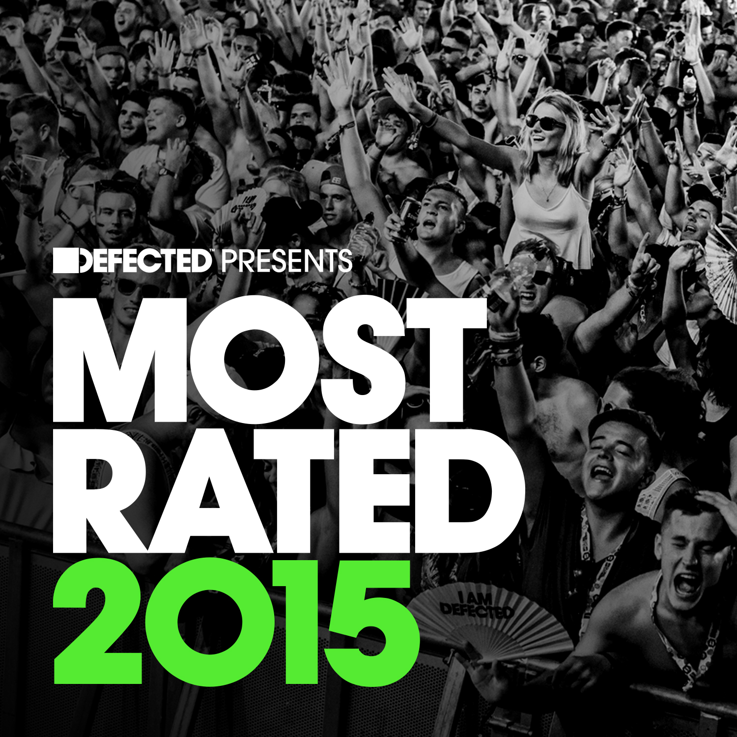 Most Rated 2015  Defected Records - House Music All Life -9126