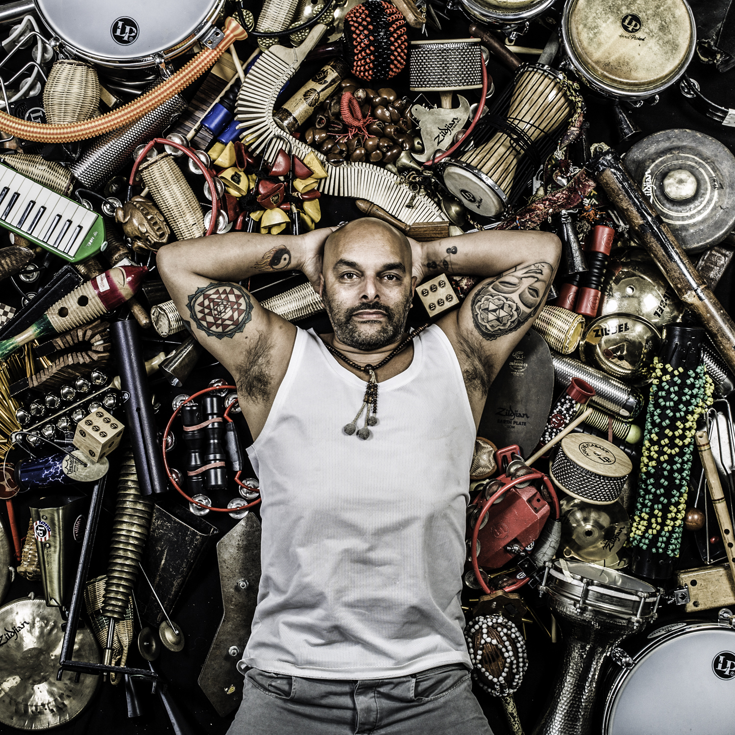 Defected Percussion created by Shovell | Defected Records™ - House
