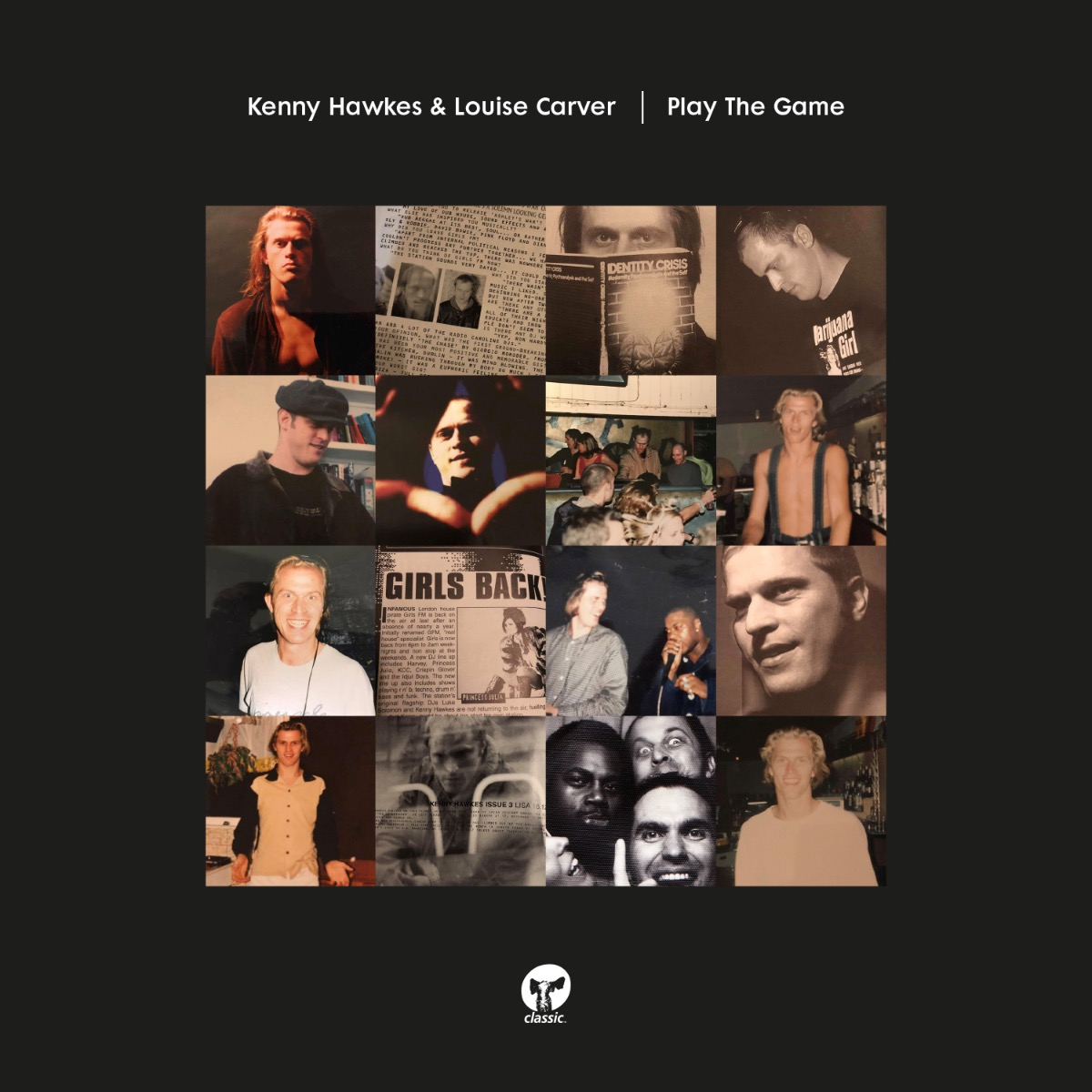 Kenny Hawkes & Louise Carver - Play The Game