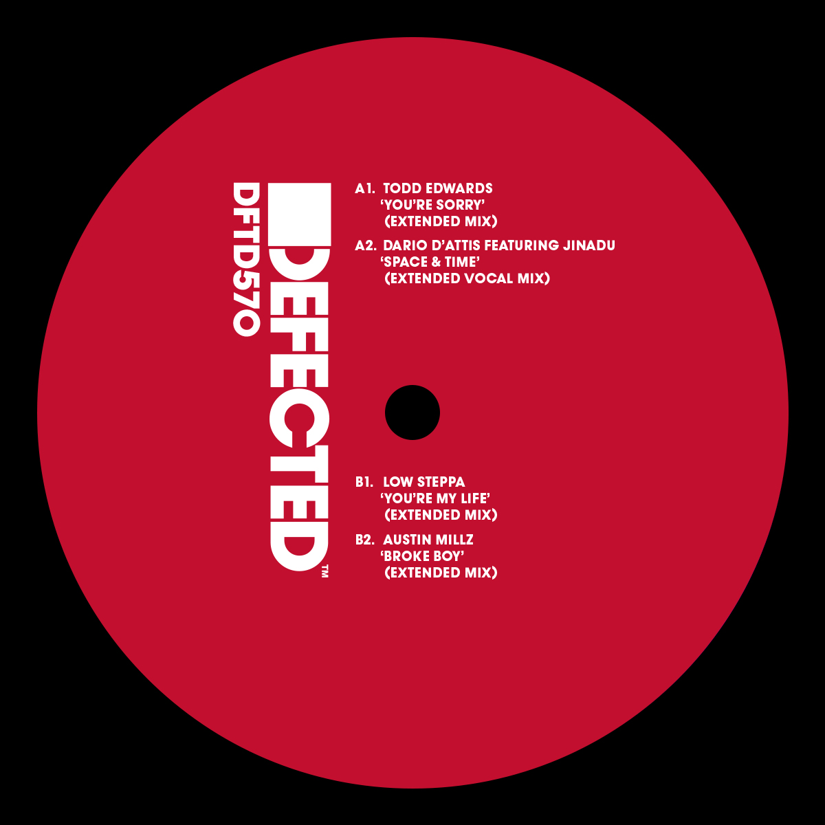 Defected Records EP4
