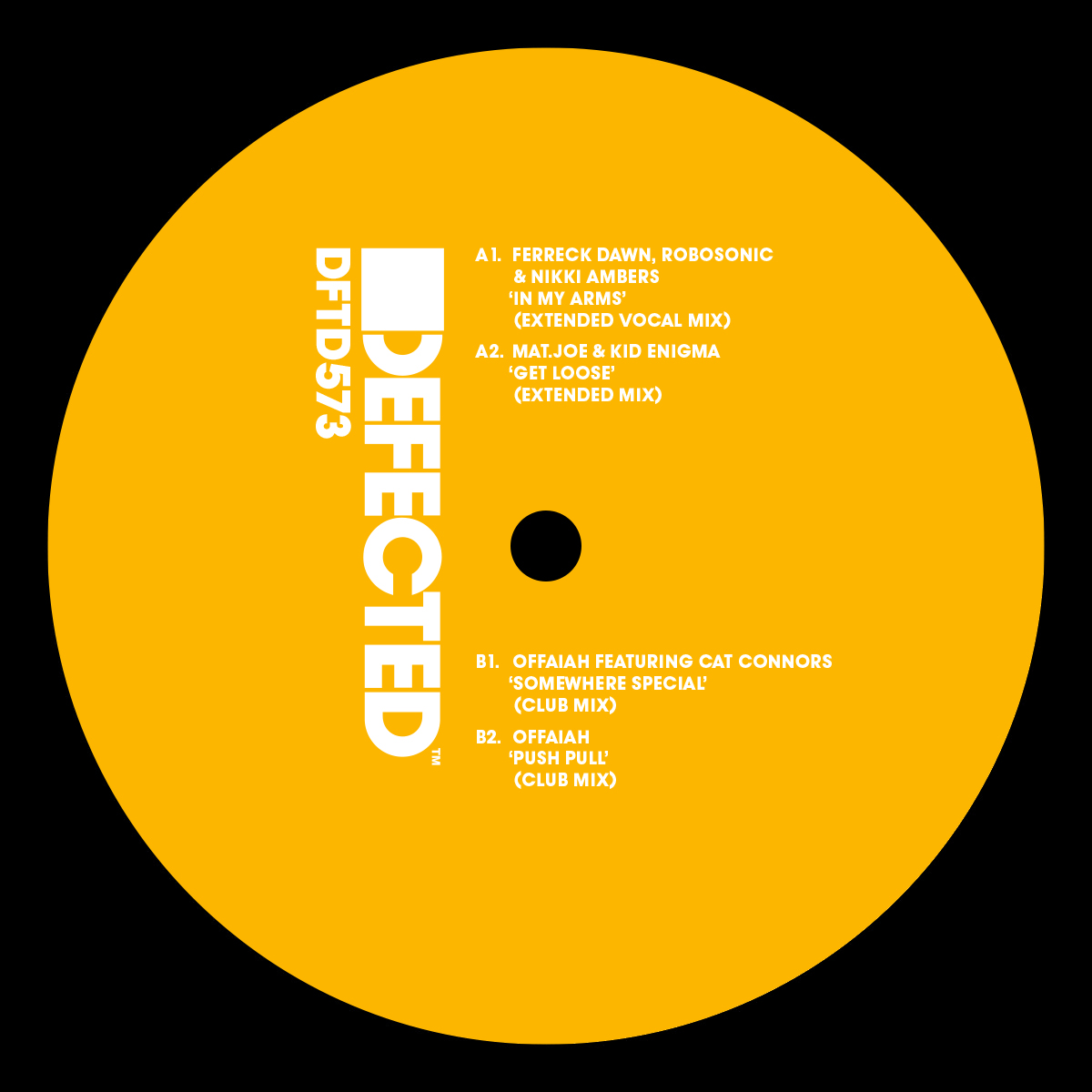 Defected Records EP5